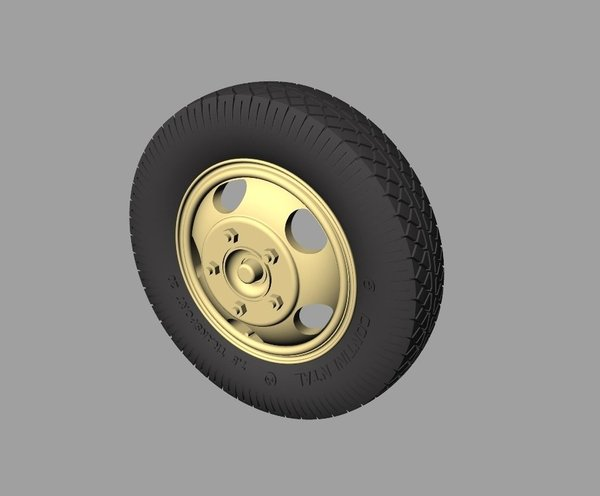 Ford 3000 Rims : Ford road wheels commercial pattern panzerart re