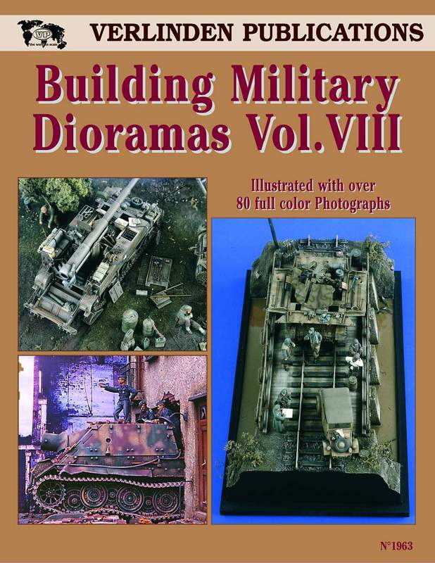 Verlinden Modeling Magazine Volume 9 Number 4 #VM0904