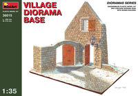 VILLAGE DIORAMA BASE - Image 1