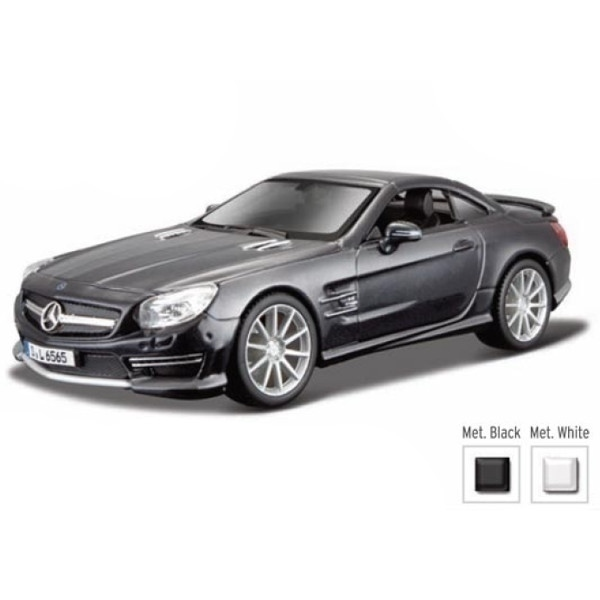 Mercedes-Benz SL 65 AWG - Image 1