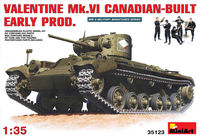 Valentine Mk. VI early production (Canadian Build) - Image 1