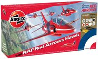 RAF Red Arrows Hawk Gift Set