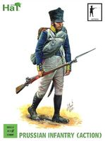 Prussian Infantry Action