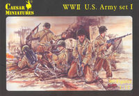 WWII US Army (Set 1) - Image 1