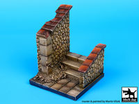 Stairs base (55x55 mm)