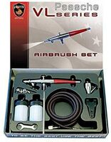 Paasche VL airbrush set ( all sizes )