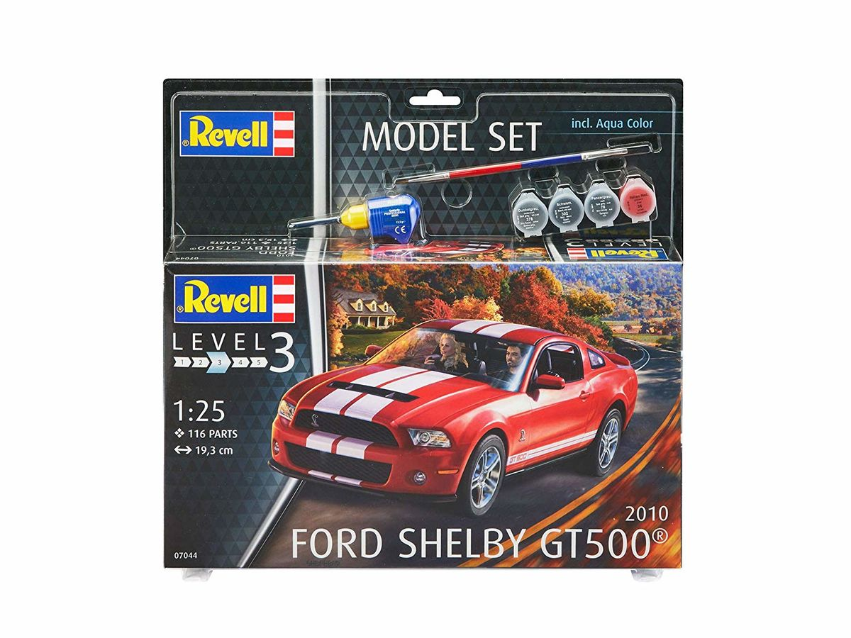 Ford Shelby GT 2010 - Image 1