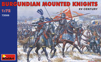 Burgundian Mounted Knights