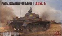 The World At War Panzerkapfwagen II Ausf.B