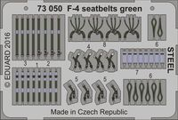 F-4 seatbelts green STEEL - Image 1