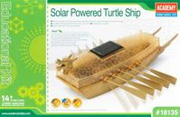 Solar Powered Turtle Ship Education Model Kit