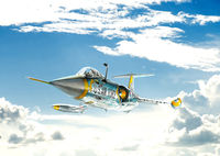 Lockheed F-104 A/C Starfighter