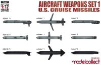 Aircraft weapons set 1 U.S.cruise missiles - Image 1