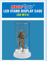 Led Stand Display Case 84x185mm