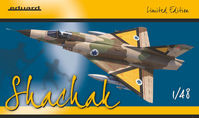 Shachak Mirage IIICJ Limited Edition
