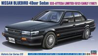 21133 Nissan Bluebird 4Door Sedan SSS-Attesa Limited (U12) Early (1987)