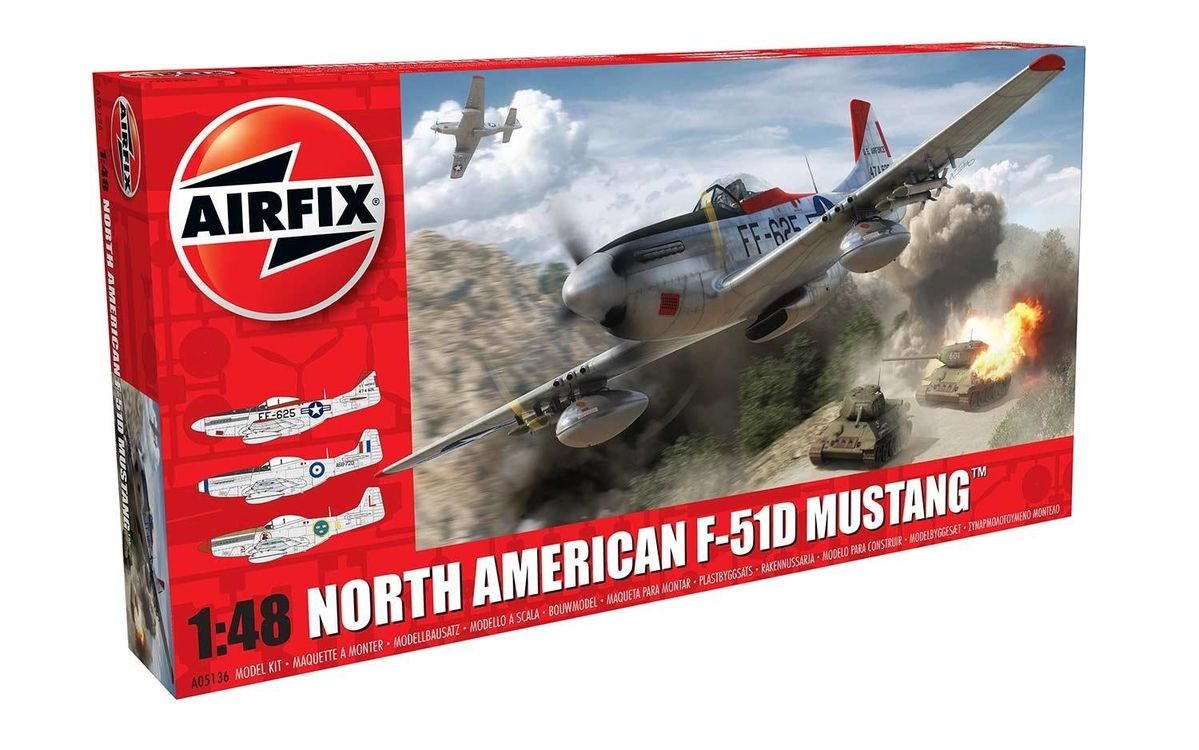 North American F-51D Mustang - Image 1