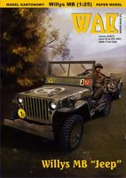 "Willys MB ""Jeep"" - Image 1"