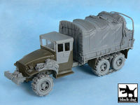 US 2 1/2 ton Cargo Truck big accessory set for Tamiya 32548, set contains: T48048, T48049 and T48051 sets - Image 1