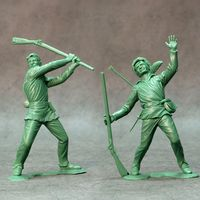 American scouts, set of two figures #2 - Image 1