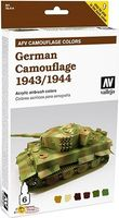 78414 AFV Camouflage Colors - German Camouflage 1943/1944 Set