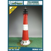 Pellworm Lighthouse skala 1:72