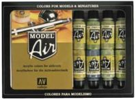 Model Air 16 Basic Color Set