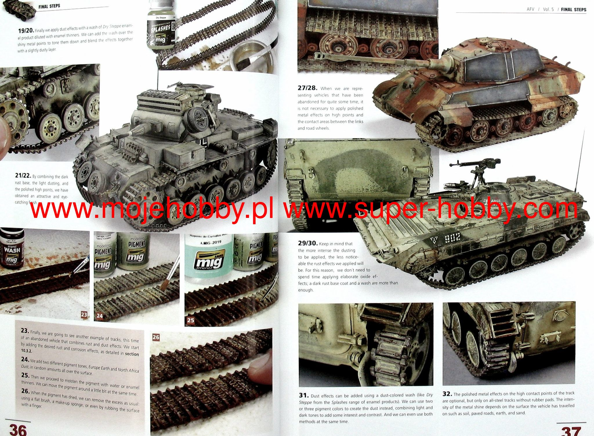 Encyclopedia Of Armour Vol  5 - Final Touches (English)