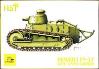 Renault FT-17 with 37mm Cannon (2pcs) - Image 1