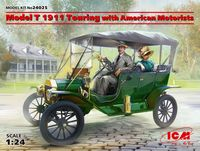 Model T 1911 Touring with American Motorists - Image 1