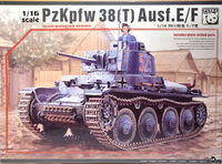 Pz.Kpfw.38(t) Ausf.E/F Kit First Look