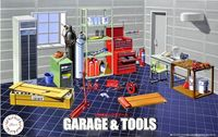 Garage and Tool - Image 1