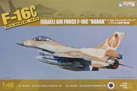 F-16C Block 40 Israeli Air Force Baraka