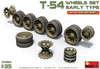 T-54 Wheels set early type - Image 1