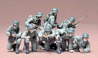 German Panzer Grenadiers