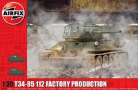 T34-85 112 Factory Production