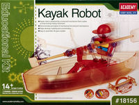 Kayak Robot Education Model Kit