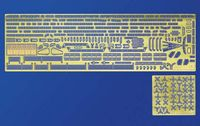 IJN Aircraft Carrier Unryu Photo Etched Parts