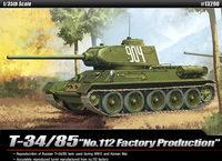 "T-34/85 ""No.112 Factory Production"" - Image 1"