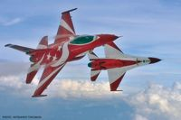 F-16C Fighting Falcon Singapore Air Force Black Knights - Image 1