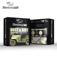 ABT402 DUST & DIRT PIGMENTS SET