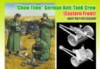 """Chow Time"" German Anti-Tank Gun Crew (Eastern Front)"