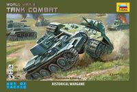 WWII Tank Combat Art of Tactic Historical Wargame