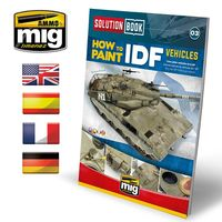 SOLUTION BOOK HOW TO PAINT IDF VEHICLES [Multilingual]