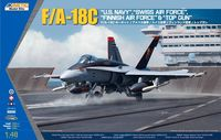 F/A-18C US Navy, Swiss & Topgun