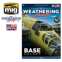 The Weathering Magazine Aircraft Base Colors (ENG/US)