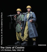 The Lions of Cassino / 1. FJ Division, Italy 1943-45 - Image 1