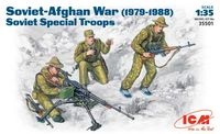 Soviet Afgan War Special Troops - Image 1