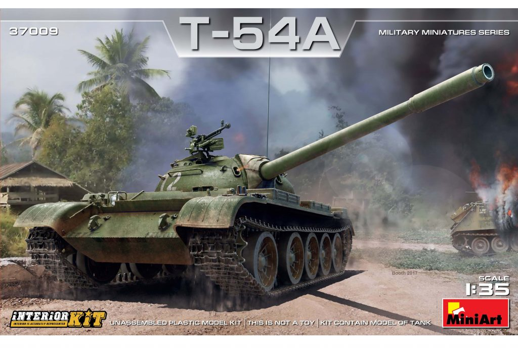 T-54A with interior kit - Image 1