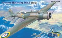 Vickers Wellesley Mk.I (LRDU) British long range bomber - Image 1